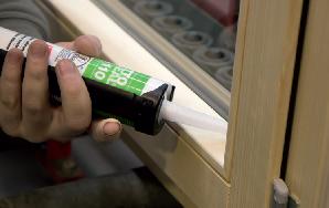 Gut gemocht Fenster abdichten » Fensterrahmen zur Glasscheibe abdichten AB49