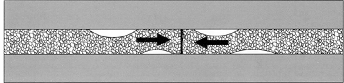 1x Kompriband 10//3 anthrazit 10,0 m Vorlegeband Abdichtband Fugenband Fuge