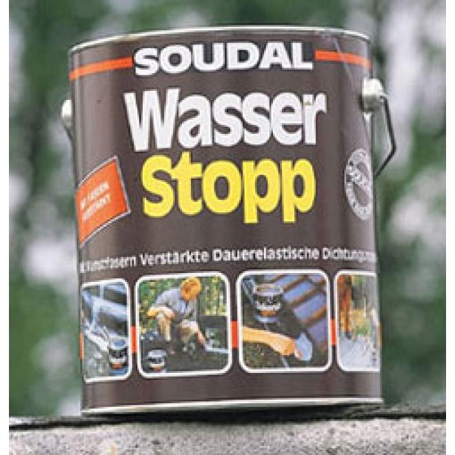 soudal wasser stopp zum ausbesserung und renovierung von d chern und dachrinnen. Black Bedroom Furniture Sets. Home Design Ideas