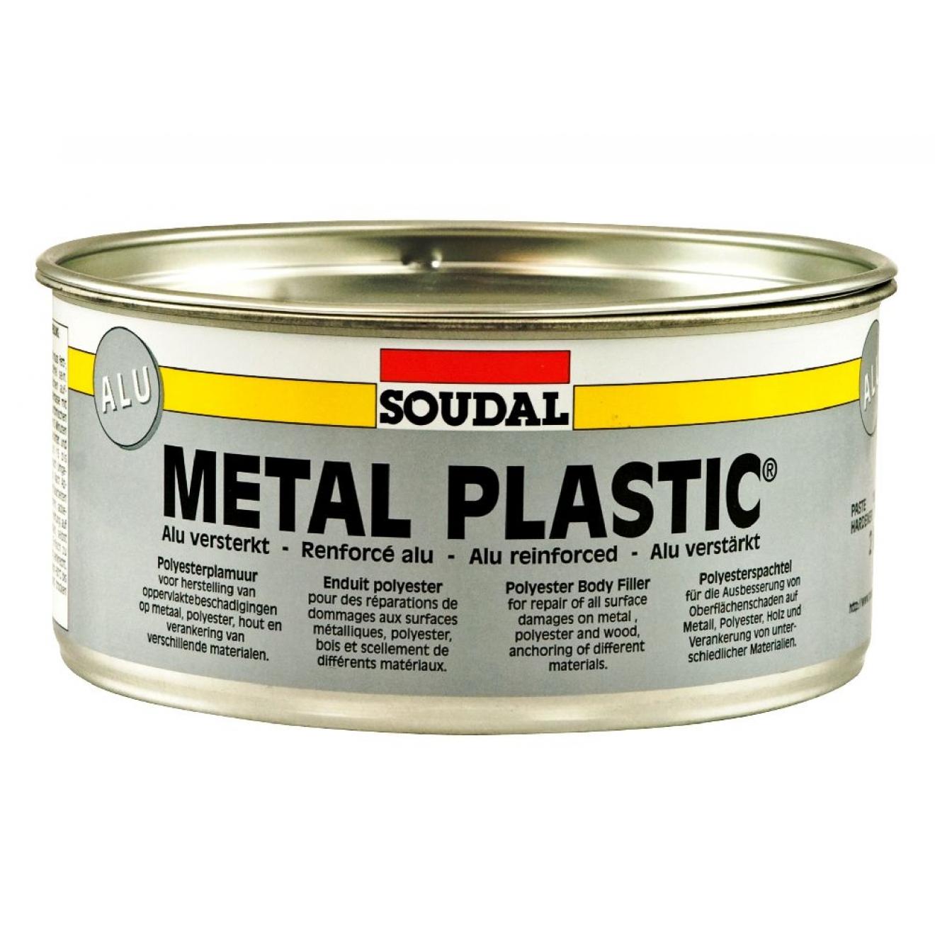 Metallspachtel